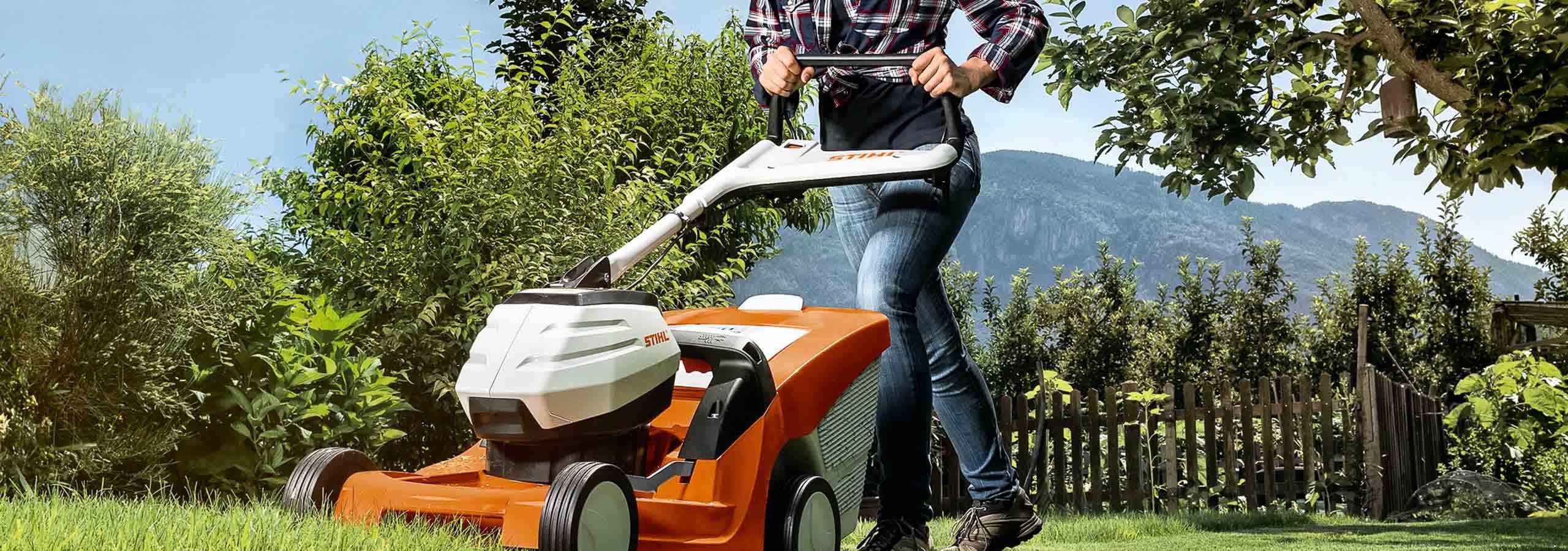 STIHL Grünflächenpflege