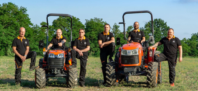 Team Garten DREIER